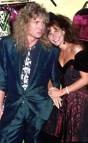 David Coverdale & Tawny Kitaen (1987)