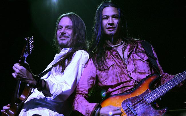 Reb Beach & Uriah Duffy (2008)