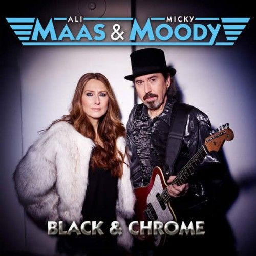 Black and Chrome - Ali Mass and Micky Moody