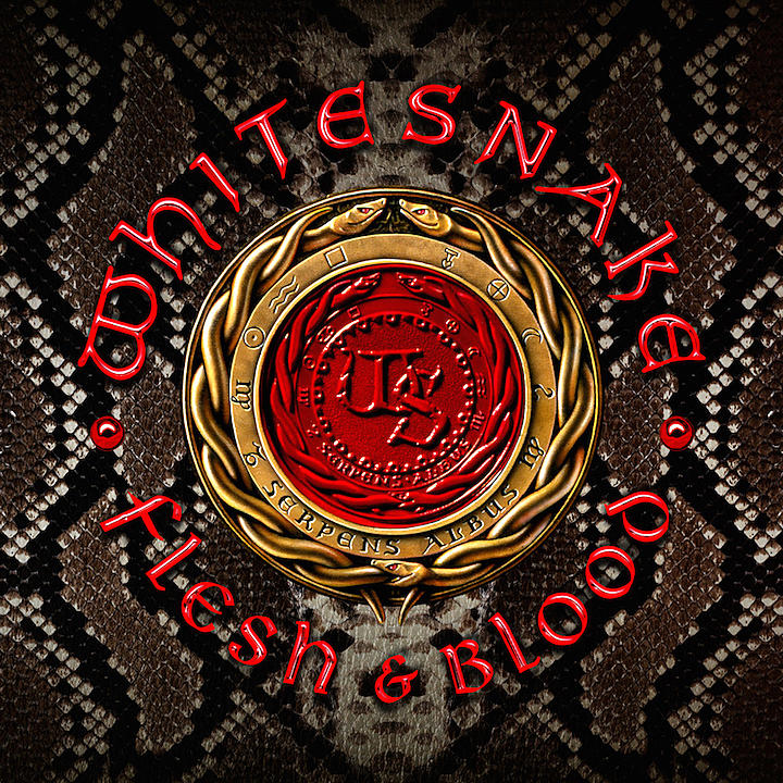 Flesh & Blood - Whitesnake