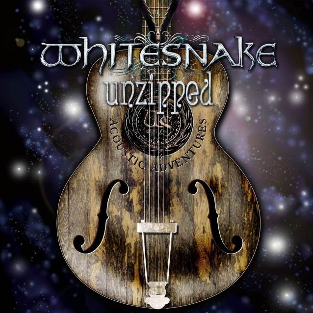 Whitesnake - Unzipped