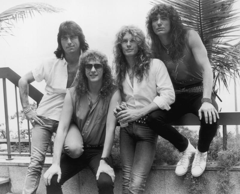 Whitesnake 1985