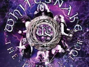 The Purple Tour Live DVD - Whitesnake