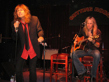 David Coverdale & Doug Aldrich 2008