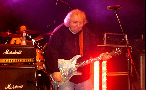 Bernie Marsden 2010 (Terrassa)