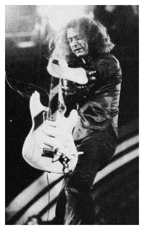 R. Blackmore live!