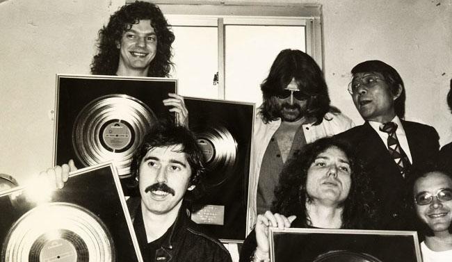 Whitesnake 80s
