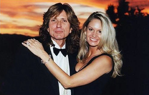 David Coverdale & Cindy Coverdale