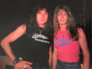 David Coverdale & John Sykes (1984)