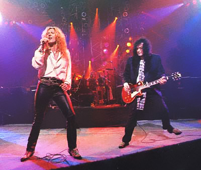 Coverdale/Page Live in Japan