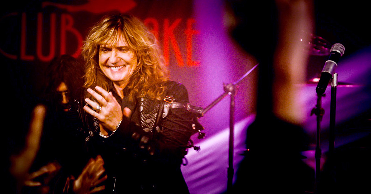 Flesh & Blood (Whitesnake) - David Coverdale