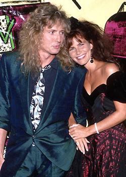 Tawny Kitaen & David Coverdale