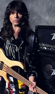 Rudy Sarzo, ex Whitesnake