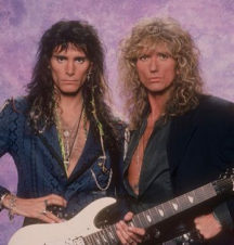 Steve Vai & David Coverdale (1989)