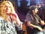 John Sykes & Mike Portnoy