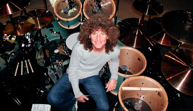 Tommy Aldridge - Whitesnake