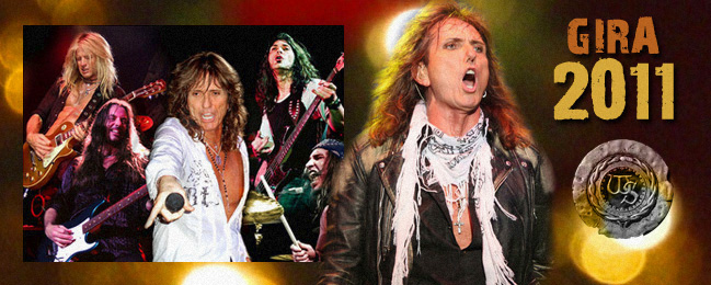 Whitesnake World Tour 2011