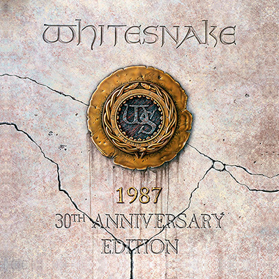 Whitesnake - 1987 30th Anniversary Edition