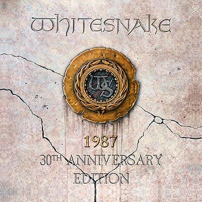 Whitesnake - 1987 30th Anniversary Edition