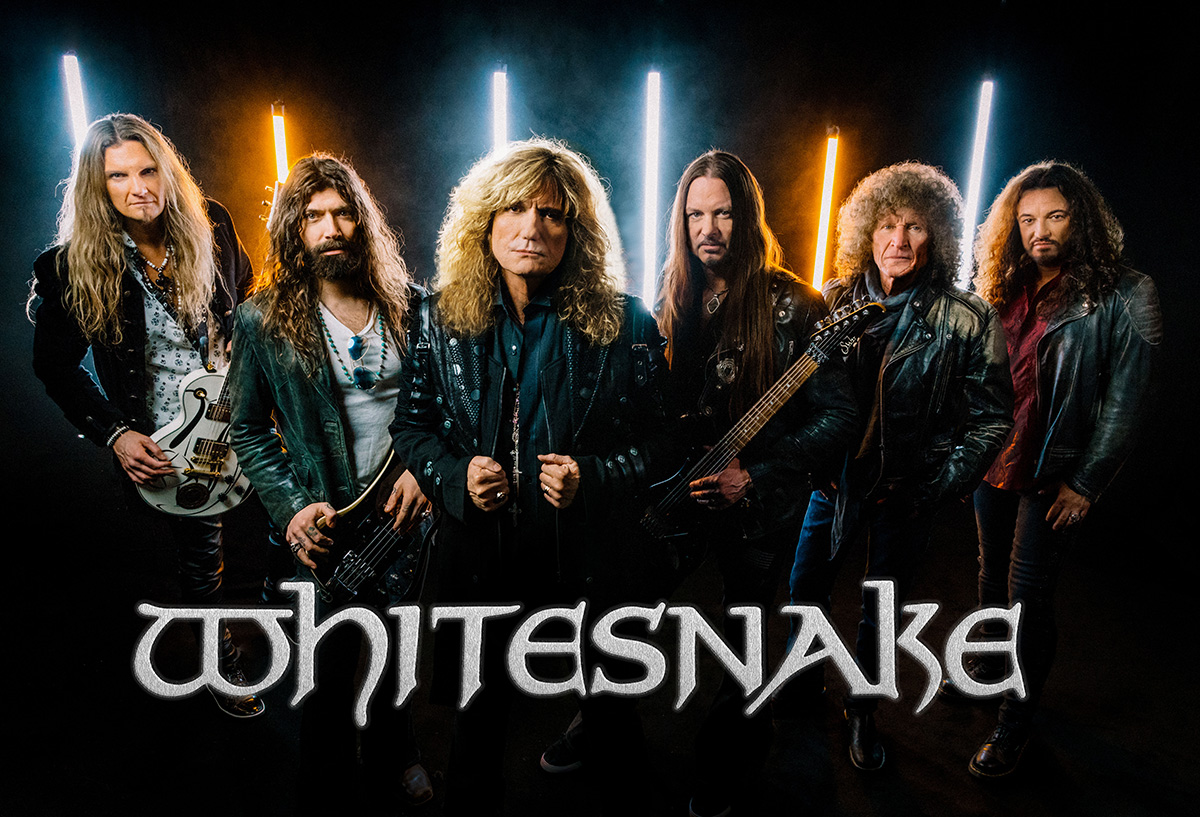 Whitesnake – Gira 2018