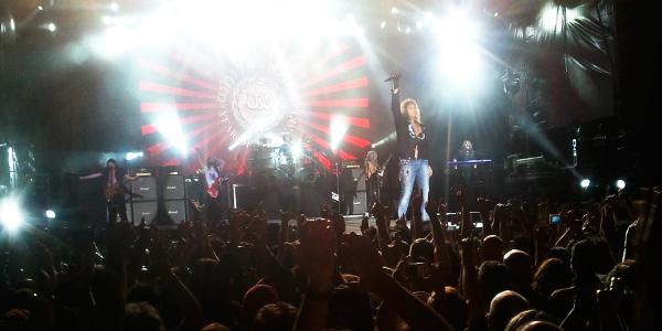 Whitesnake - Barcelona 2013