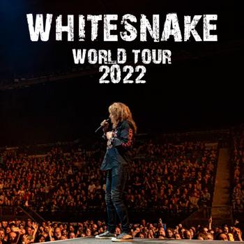 Whitesnake Gira 2022