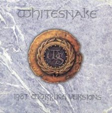 Whitesnake 1987 Working Versions