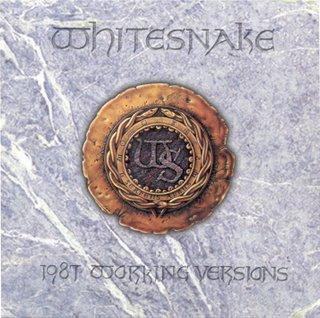 Whitesnake 1987 Working Versions