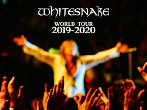 whitesnake tour 2019-2020