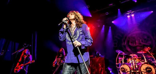 No habrá adiós de Whitesnake y tendremos nuevo DVD para 2017
