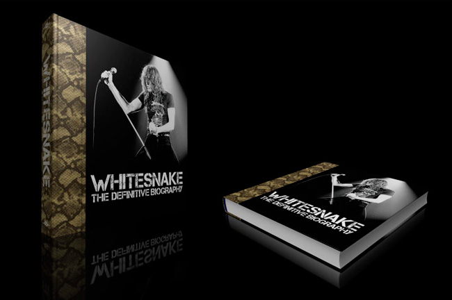Whitesnake The Definitive Biography