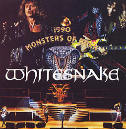 Whitesnake Monster of Rock 1990
