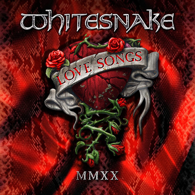 Love Songs - Whitesnake