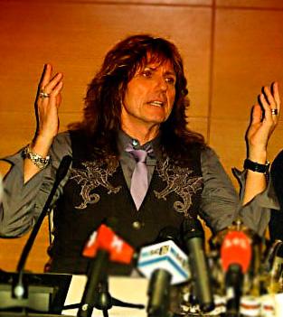 Whitesnake DVD 2012