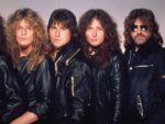 Whitesnake (1984) – Neil Murray, John Sykes, Cozy Powell, David Coverdale, Jon Lord & Mel Galley