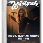 Rough Ready An' Willing DVD - Whitesnake