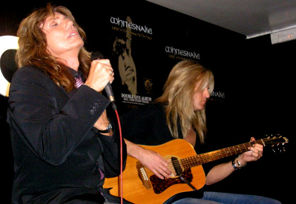 Whitesnake - Madrid 2006