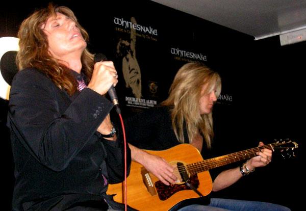 Whitesnake - Madrid 2006