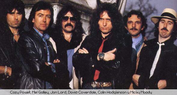 Whitesnake 1982